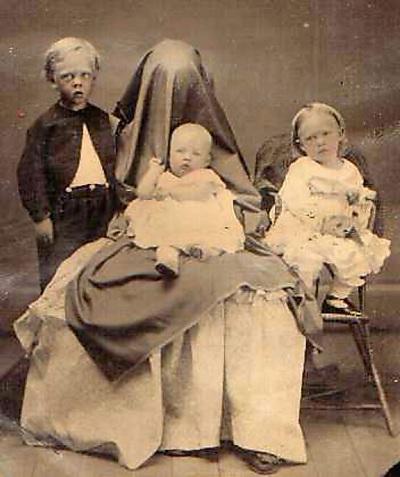 фото мёртвых людей 19 века